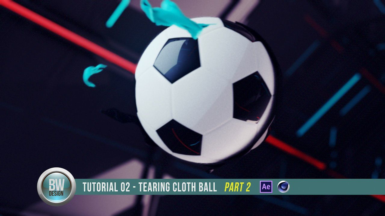 Tutorial 02 - Tearing Cloth Ball (Part 2)