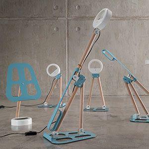 ZAVA - Lampade da terra e tavolo, sospensioni e appliques