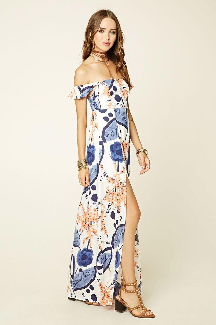 01b5965f7906 Selfie Leslie Maxi Dress