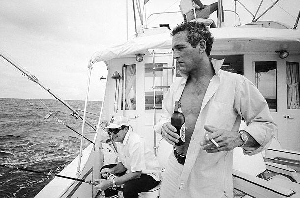 Paul Newman frat.