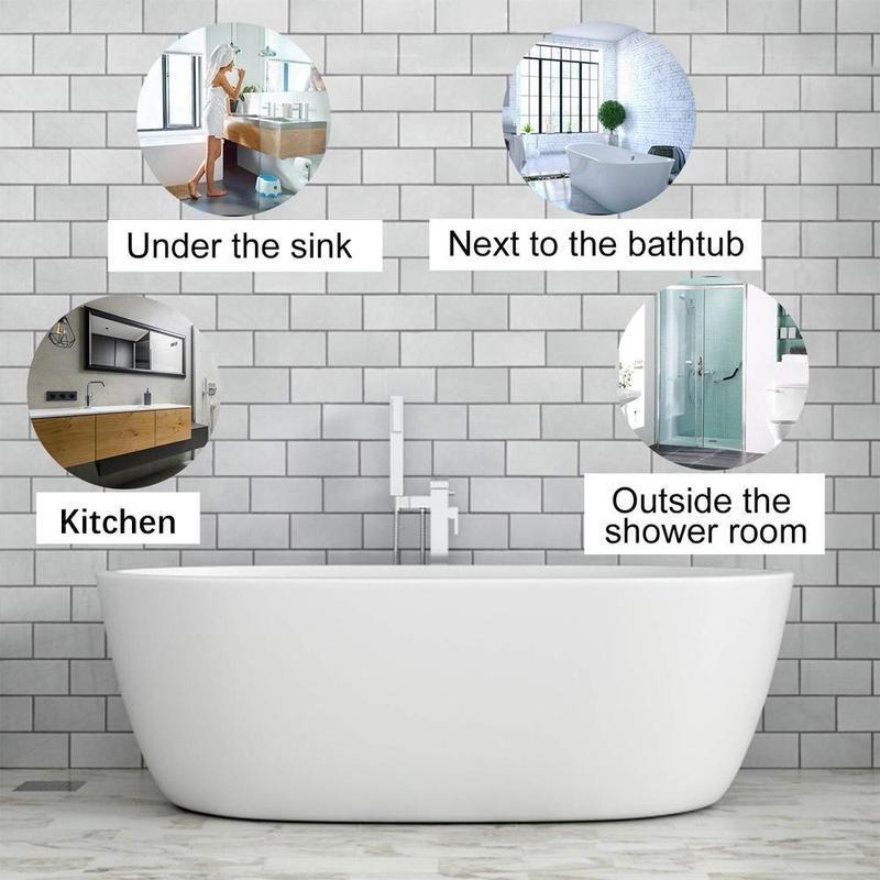 Large Long Non Slip Bathroom Bath Mat Shower Tub Bath Mat