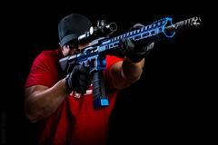 The lightest AR-15 grips, quality uncompromised