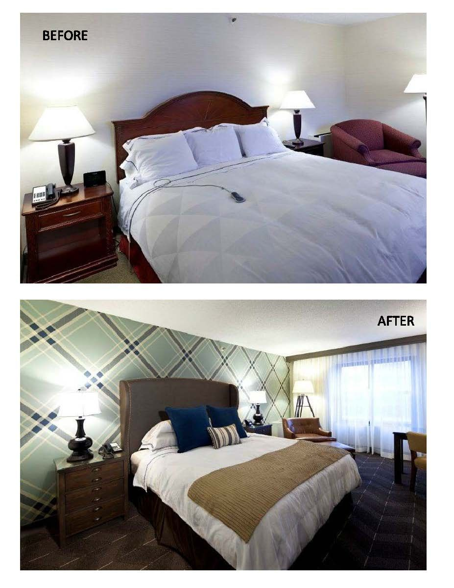 Guest House Room Design: A J Cooper Design: Guest Room Before & After