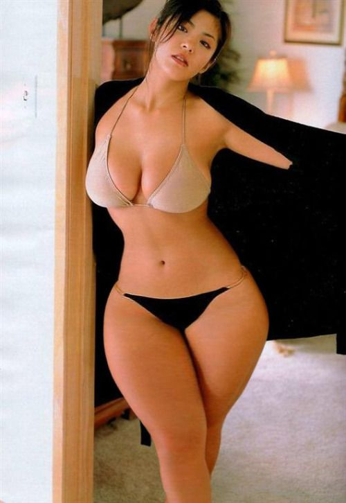 hot asian curvy girls