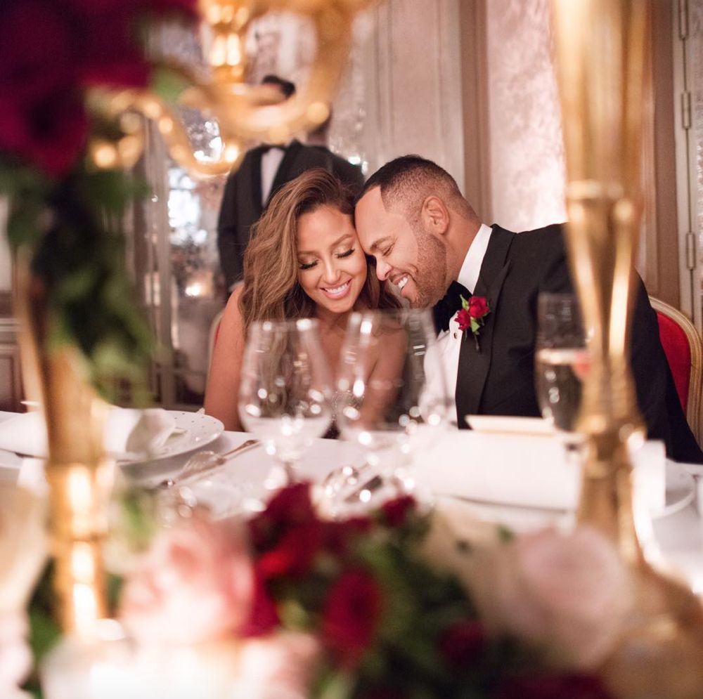 Image Result For Adrienne Bailon And Israel Houghton Wedding
