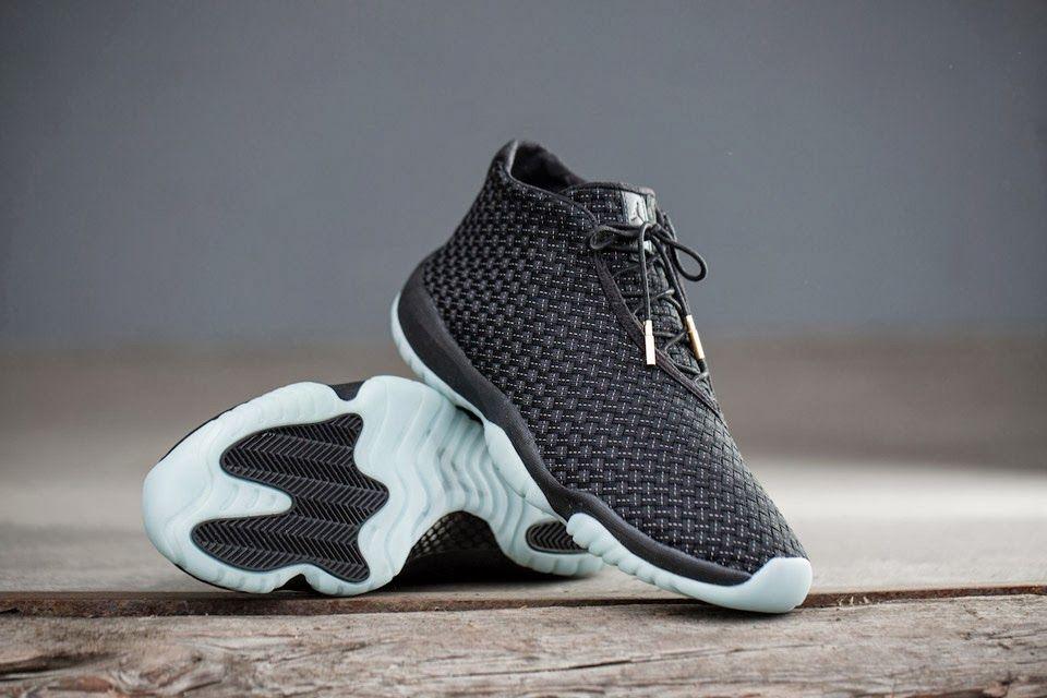 "best cheap d9c3e 22301 Nike Jordan Future ""Infrared""   ""Glow"" Debut Pack"