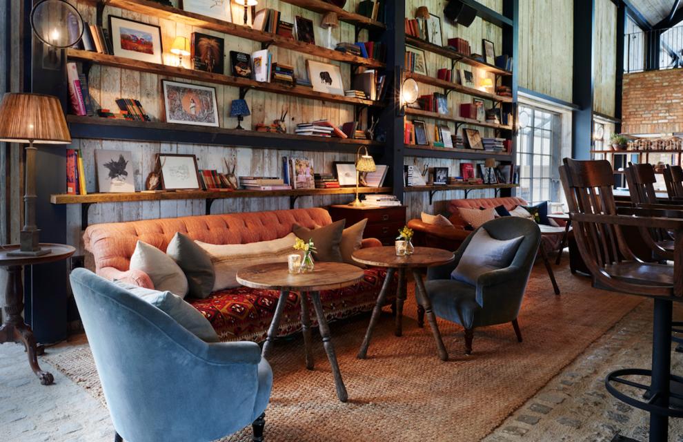 Soho Farmhouse … Soho house farmhouse, Farmhouse cafe
