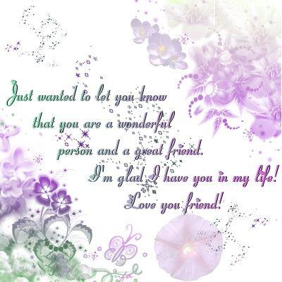 Love You Friend Images Let You Know Love You Friend Friends