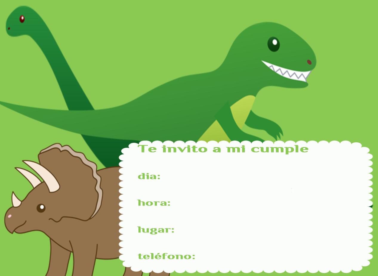 Invitaciones De Cumpleaños De Dinosaurios En Hd Gratis Para Bajar Al Ce Invitaciones De Dinosaurios Fiesta De Cumpleaños De Dinosaurio Cumpleaños De Dinosaurio