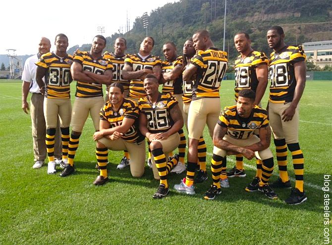 92cbc8924 pittsburgh-steelers-bumble-bee-throwback-jerseys | Bees | Steelers ...
