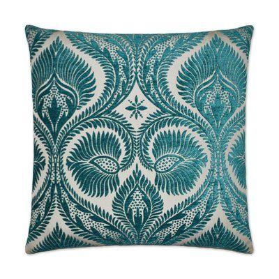 D.V. Kap Burma Throw Pillow Color: