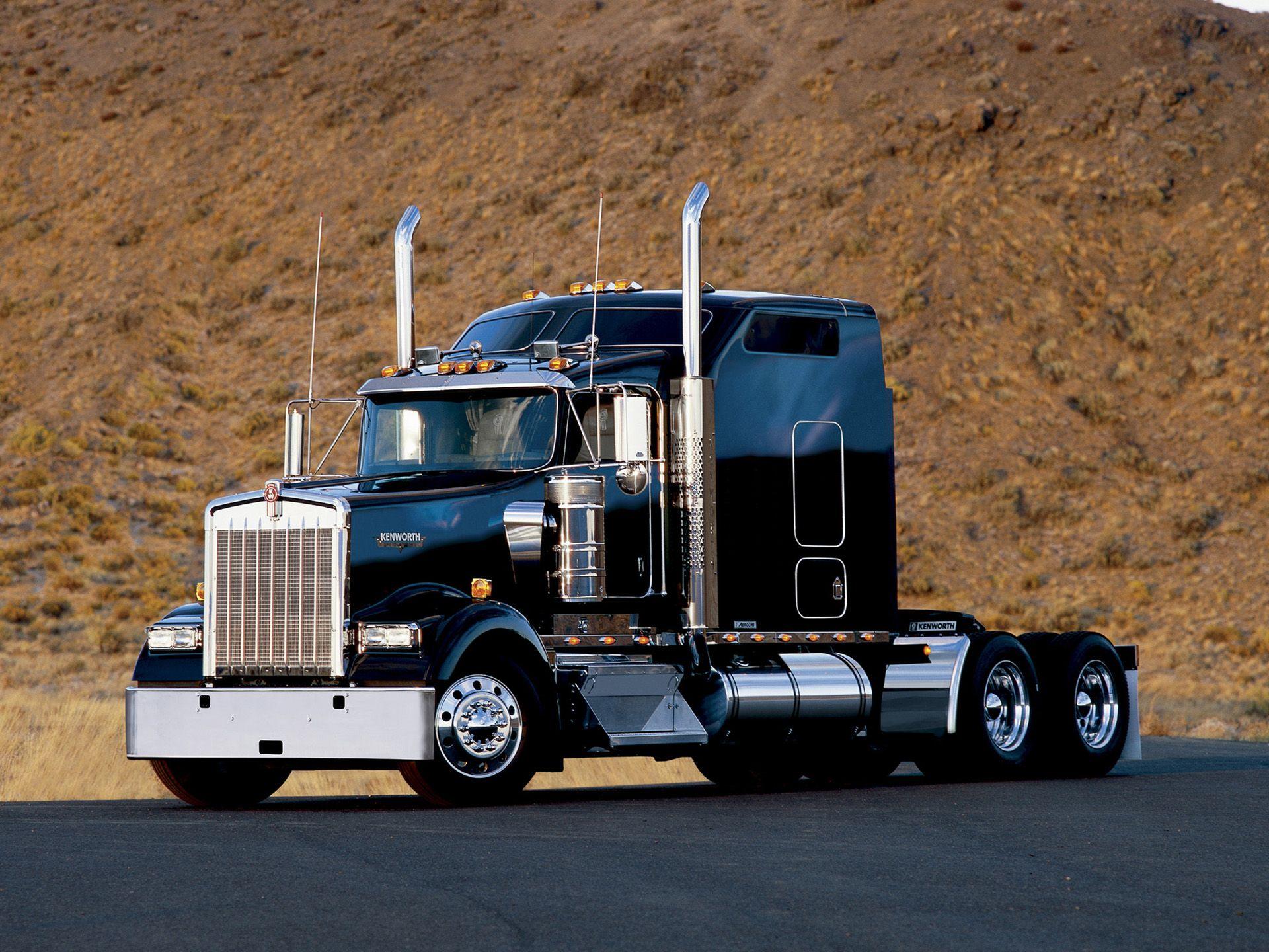 Kenworth W900l Nice Truck Dad Trucks Kenworth Trucks