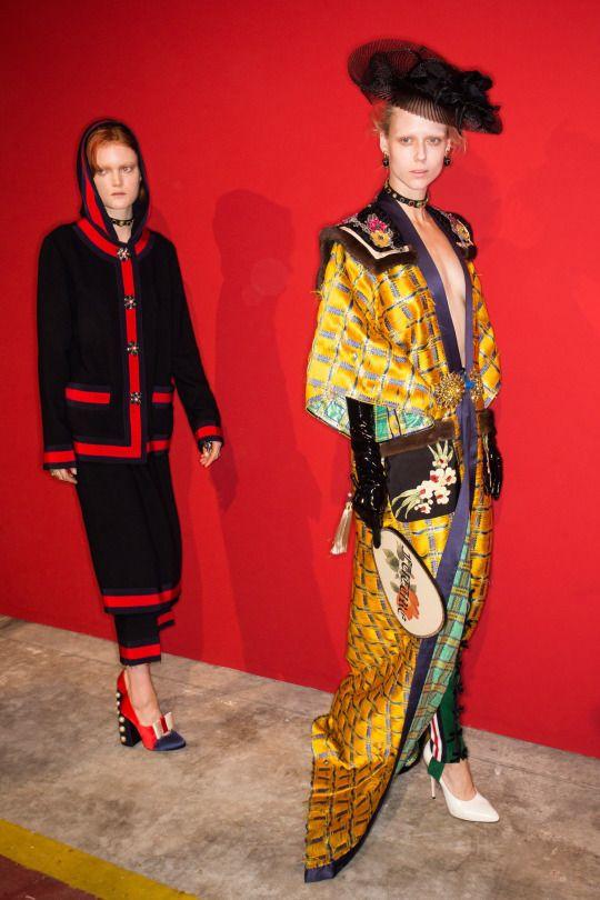 Gucci | Milan Fashion Week | Spring 2017
