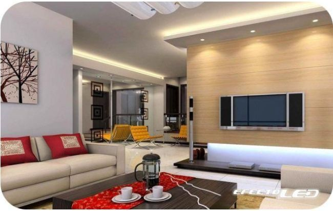 Decoracion con luces led luces pinterest - Luces led para casa precios ...