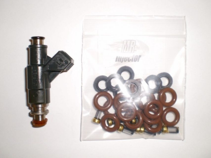 6 Cylinder Rebuild Kit For Bosch Type 3 Fuel Injectors These Injectors Are The Best Choice For Upgrades To The Stock Injectors In 4 Service Kits Type 3 Bosch