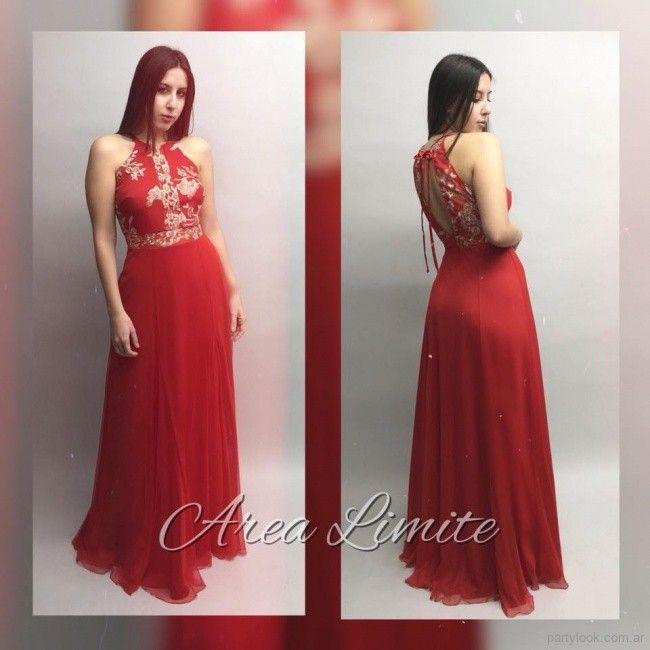 13fc065312aab Area Limite lanzo su coleccion de vestidos para fiestas verano 2019.  Vestidos largos y corto