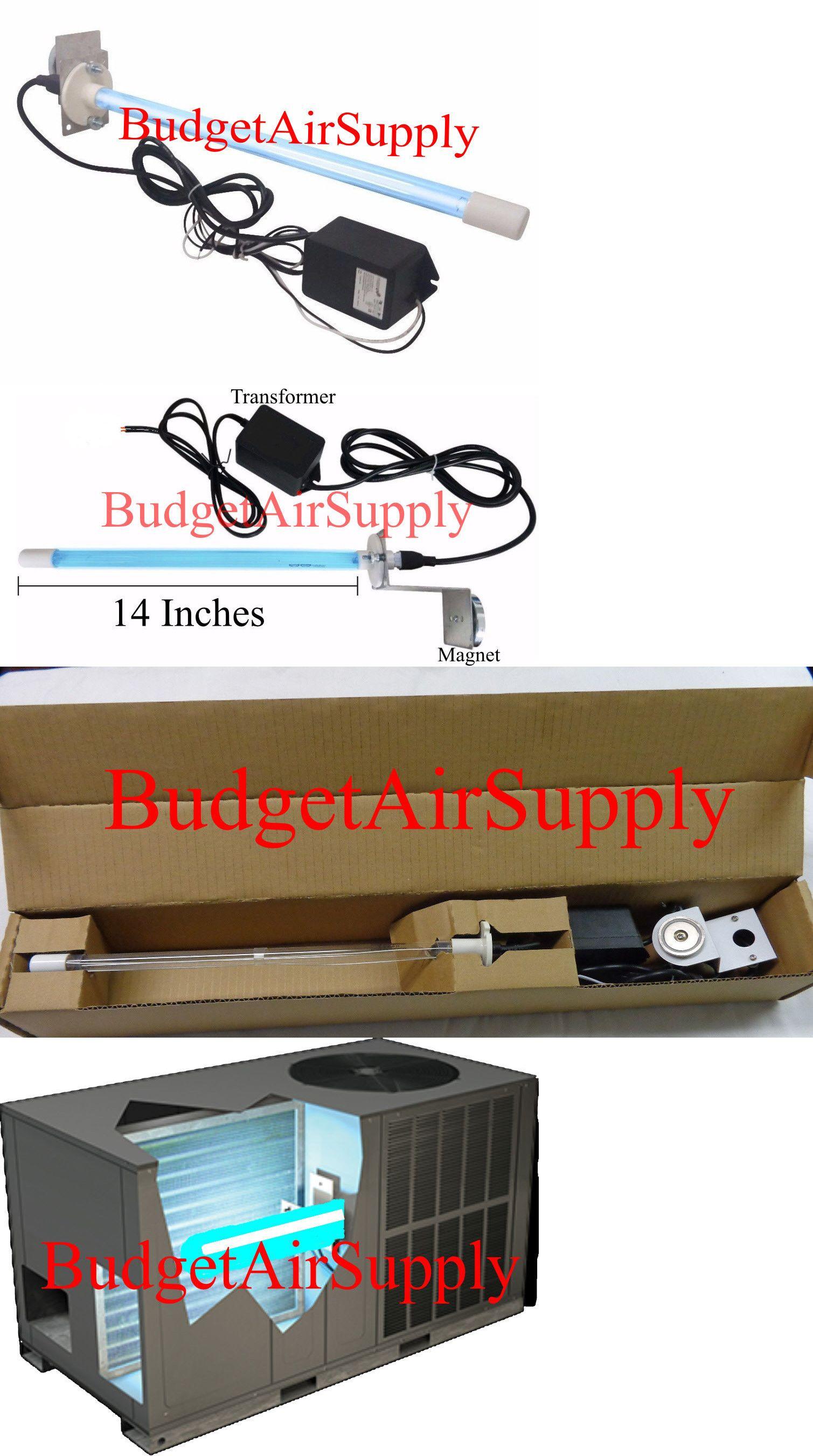 Details about UV LIGHT Kit Air Purifier HVAC 24 Volt EZ