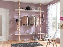So bauen Sie eine Garderobe aus Birkenholzstämmen – Ratgeber