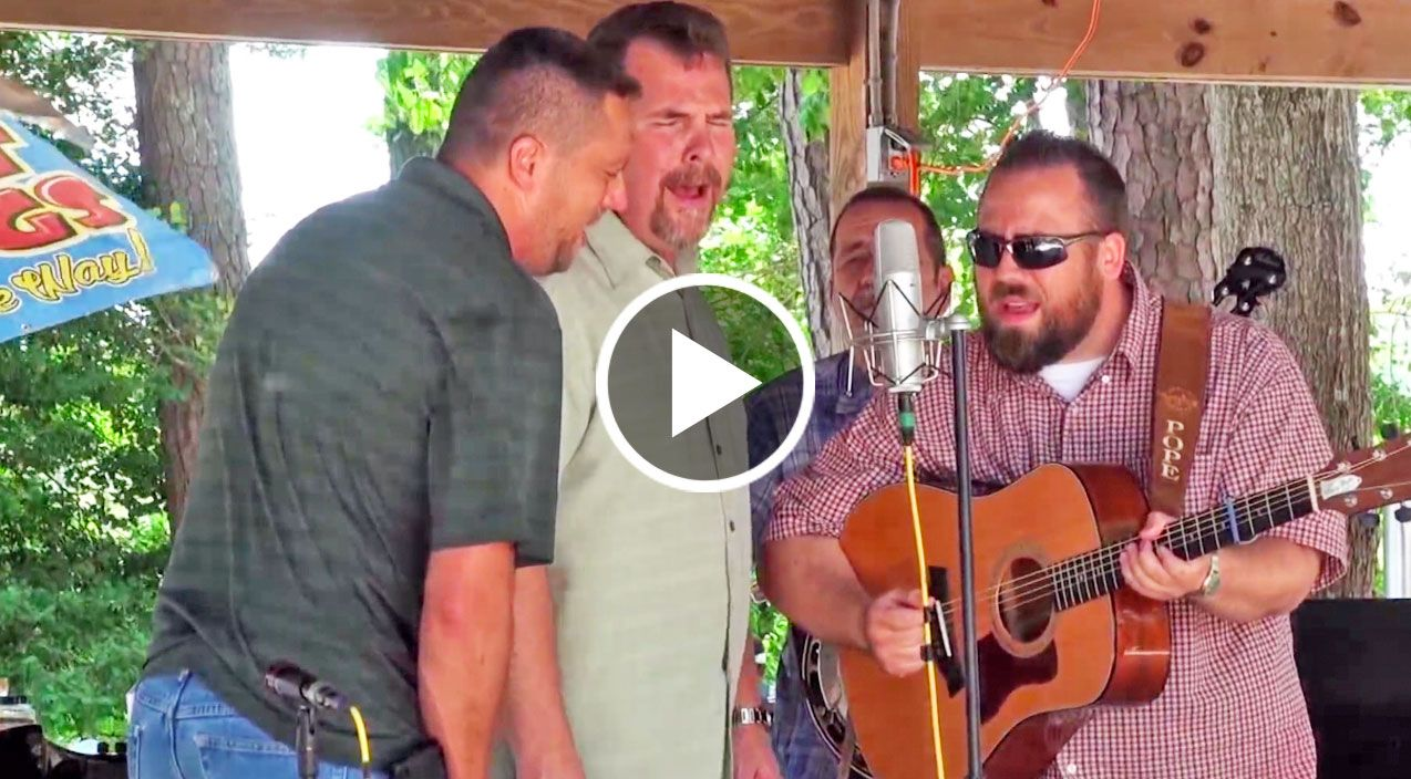 Soulful Bluegrass Band S Rendition Of How Great Thou Art Will