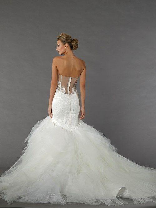 KleinfeldBridal.com: Pnina Tornai: Bridal Gown: 33050451: Mermaid ...