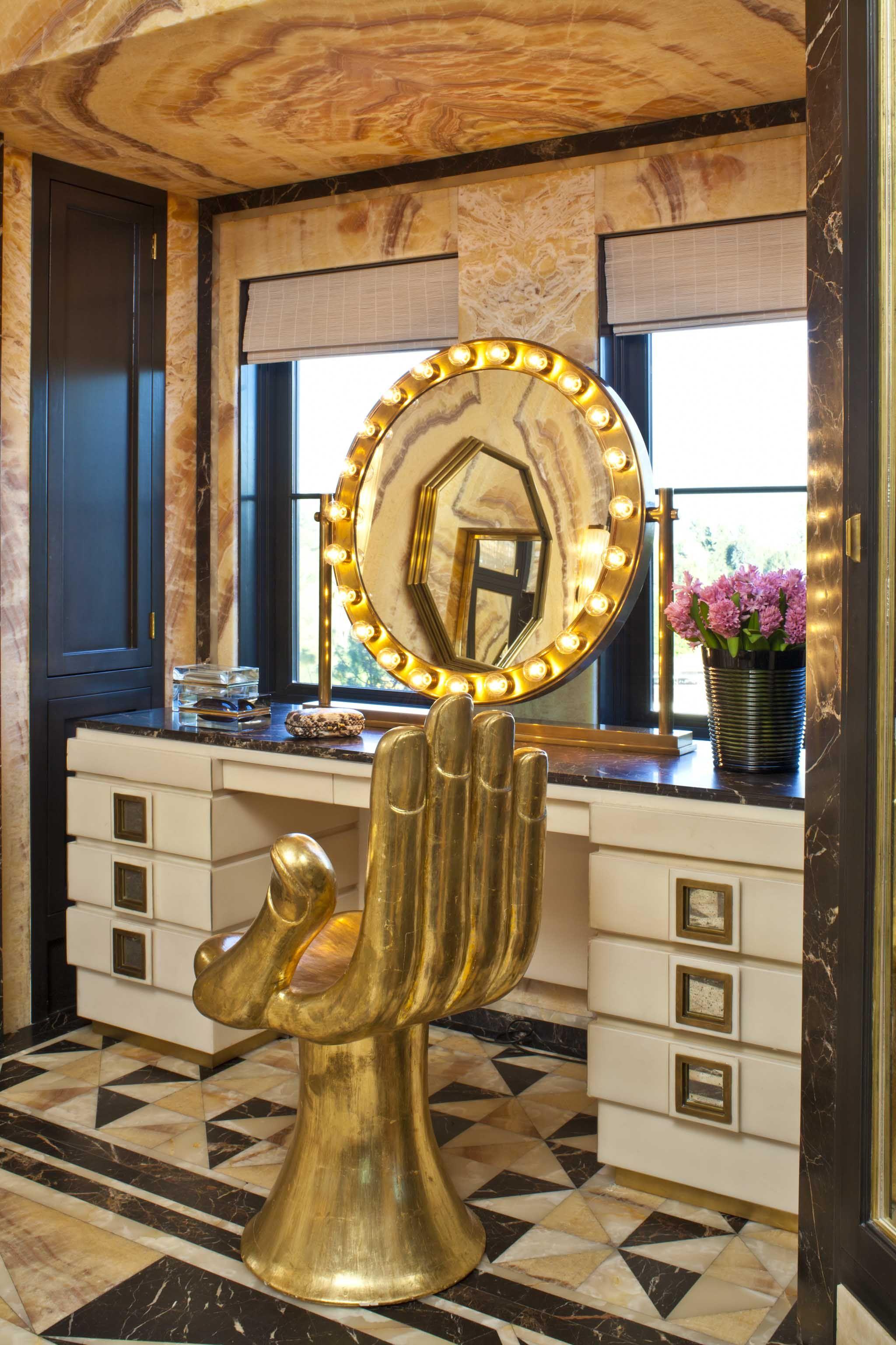 Kelly Wearstler Interiors Bellagio Residence Her Master
