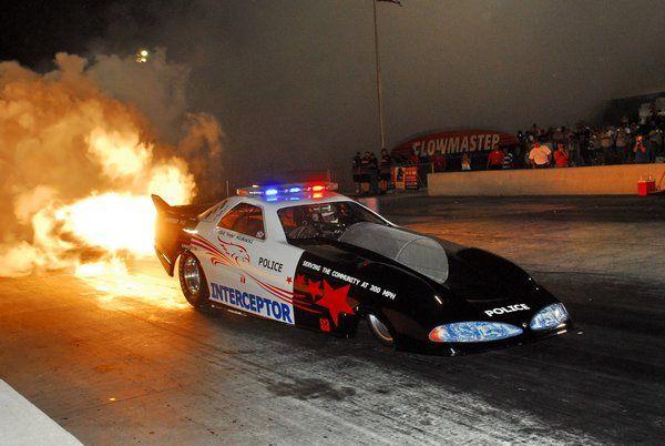 Worldu0027s Fastest Police Car