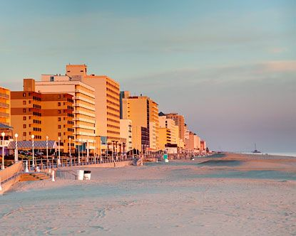 Virginia Beach Is A Resort City That I Grew Up In And Didn T Reciate