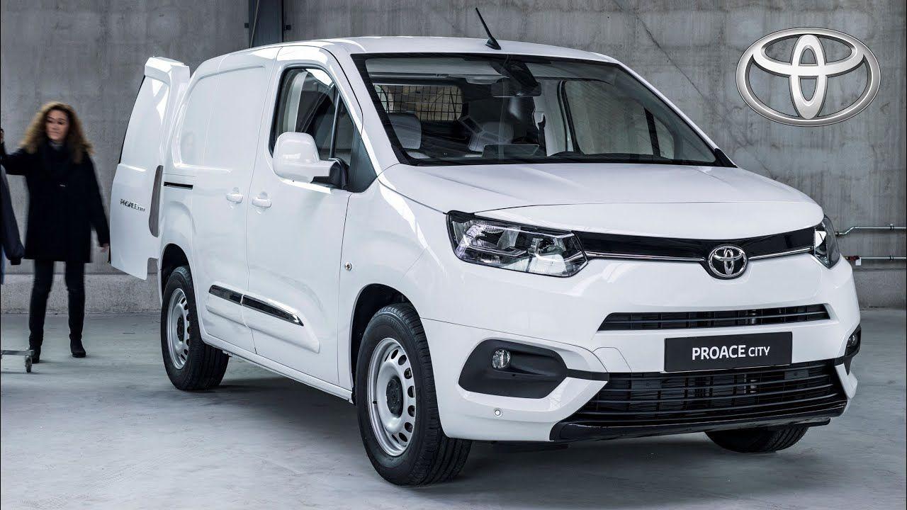 2020 Toyota Proace City in 2020 Toyota, Cargo, Cargo van