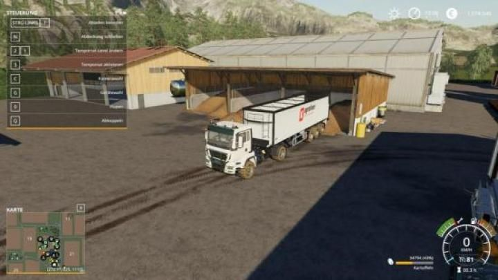 FS19 - Kroger Agroliner Srb35 Download | Game Mods
