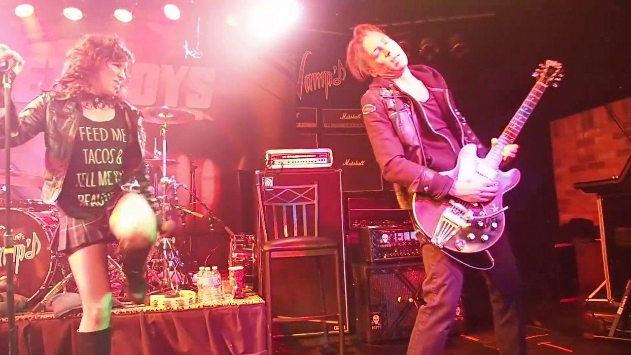 brazen barracuda live cian coey pinterest bass and guitars
