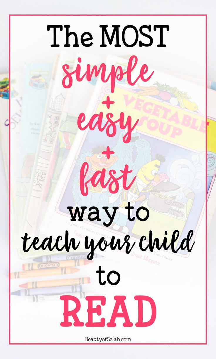 The Most Simple + Easy + Fast way to Teach Your Child to ...