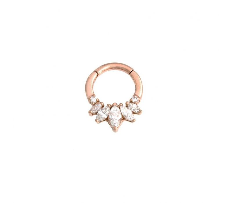 Tesseract 36 0108 Nose Septum Our Collections Cute Septum Rings Body Jewelry Piercing Septum Jewelry