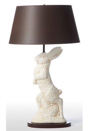 Barbara Cosgrove Big Bunny Big Bunny Transitional Table Lamp Bcg Big Bunny Bunny Lamp Big Bunny Lamp