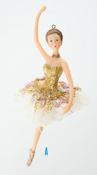 Ballerina Weihnachtsschmuck Christbaumschmuck Christmas Ornaments
