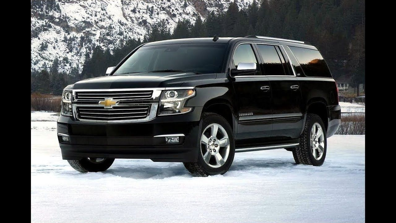 2019 Chevy Suburban For Sale By Chevrolet Dealership Houston