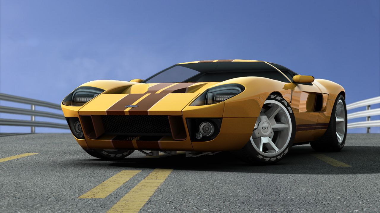 Ford Gt40 2005 Pagina 2 Ford Gt40 Ford Gt Autos Y Motocicletas