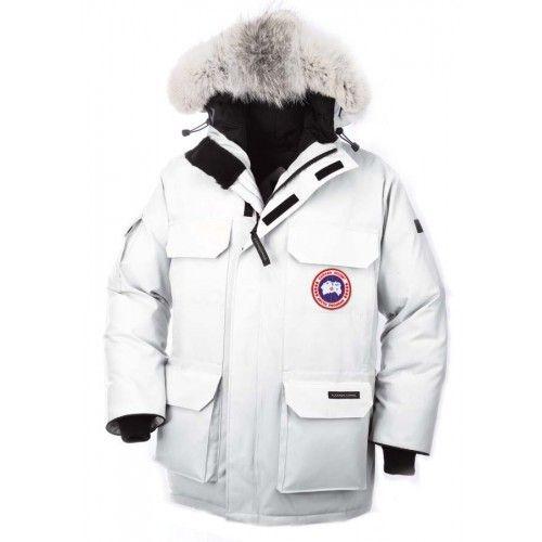 245e87be ... authentic canada goose expedition parka mænd pels hoody canadan goose  coats hvid canada goose mænd pinterest