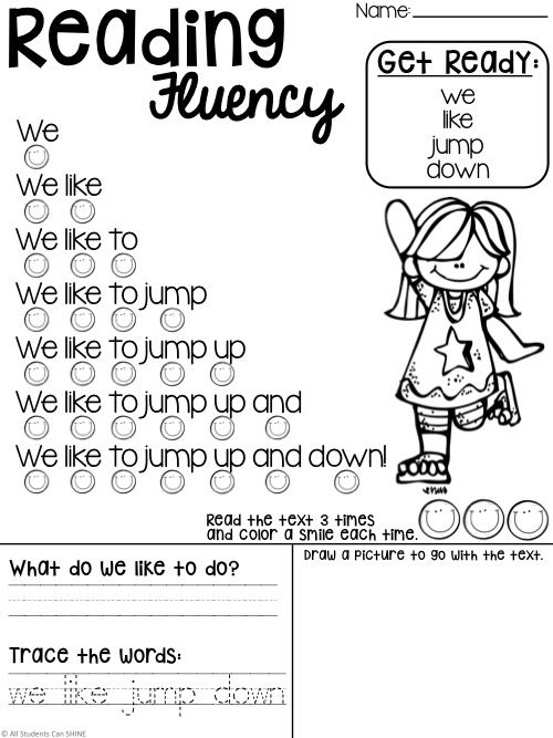Developing reading fluency with repeated reading essay