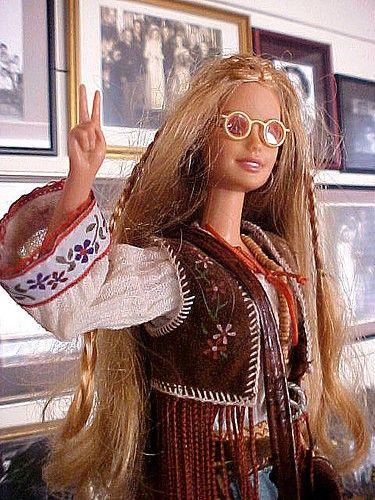hippie barbie