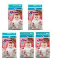 Libero Open Diapers For baby - Medium (40 Pieces) - PACK OF 5 Rs.1750(36%Off)