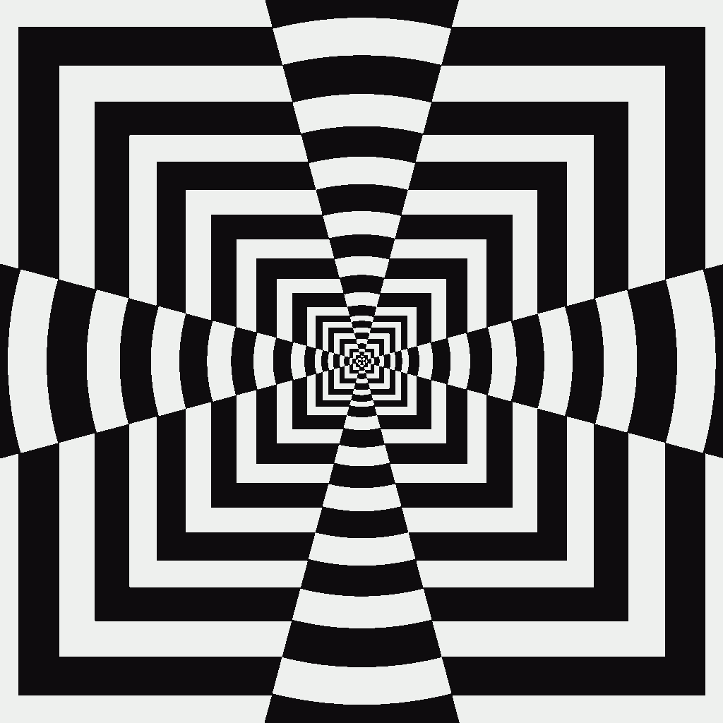design pattern of 3600 rpm spin | Optical illusion ...