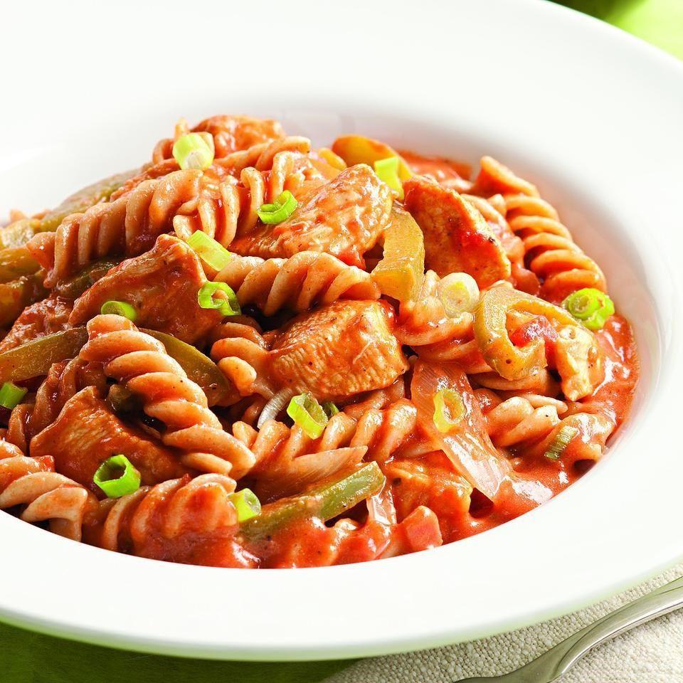 Creamy cajun chicken pasta recipe green beans creamy cajun creamy cajun chicken pasta forumfinder Images