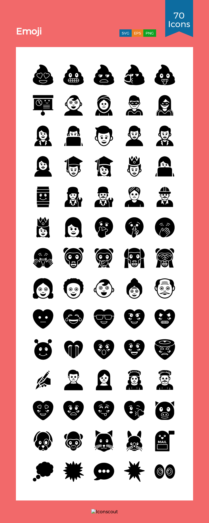 Download Emoji Icon Pack Available In Svg Png Eps Ai Icon Fonts Icon Pack Icon Emoji Face Icon