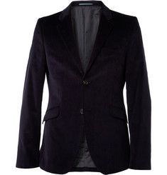 Acne Wall Street Slim-Fit Corduroy Suit Jacket | MR PORTER