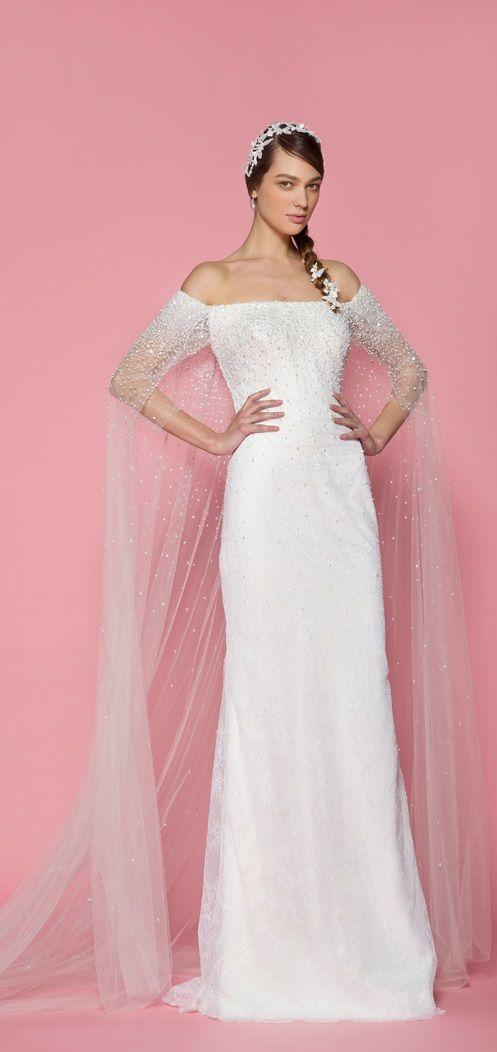 wedding dress for Elsa, from Georges Hobeika | Disney Princess ...