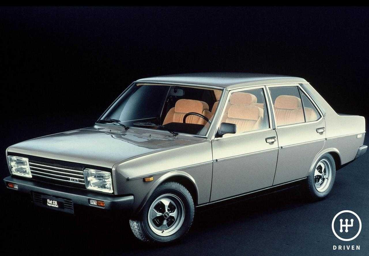 Fiat 1978 131 Supermirafiori Technical Features Pictures