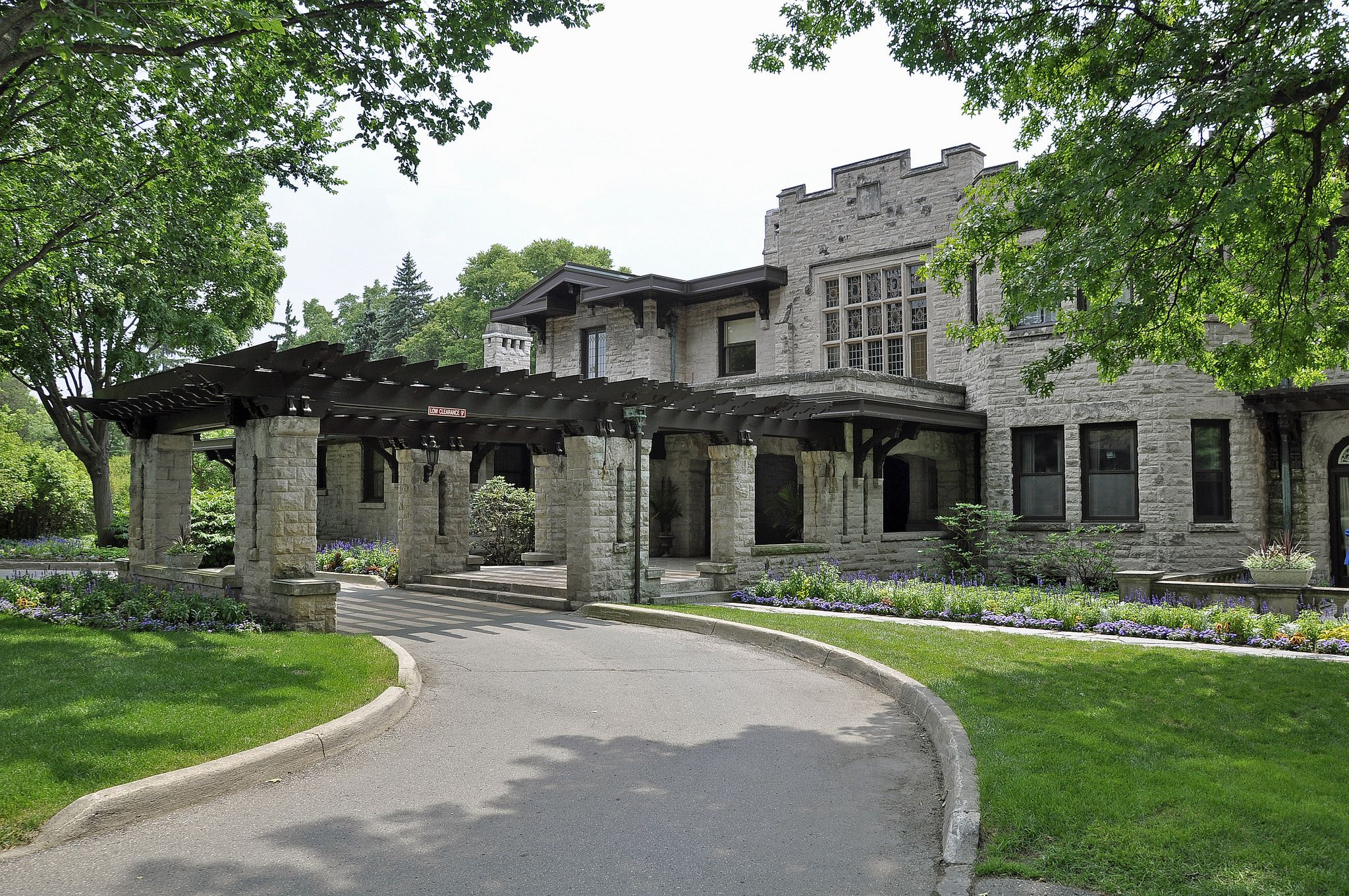Fair Lane Henry Ford Estate Michigan Vacations Detroit Ruins Celebrity Houses