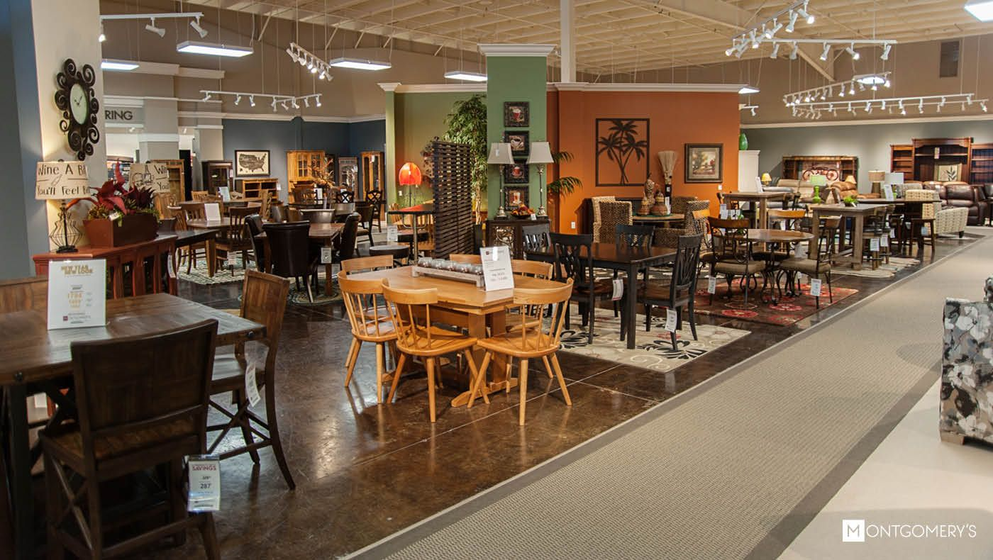 Showrooms Montgomery S Furniture Flooring And Window Fashions