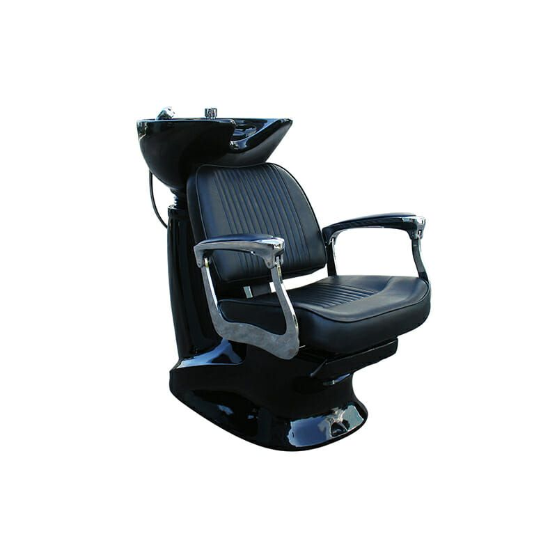 Tradition Barber Chair Electric Massage Chair Hair Salon