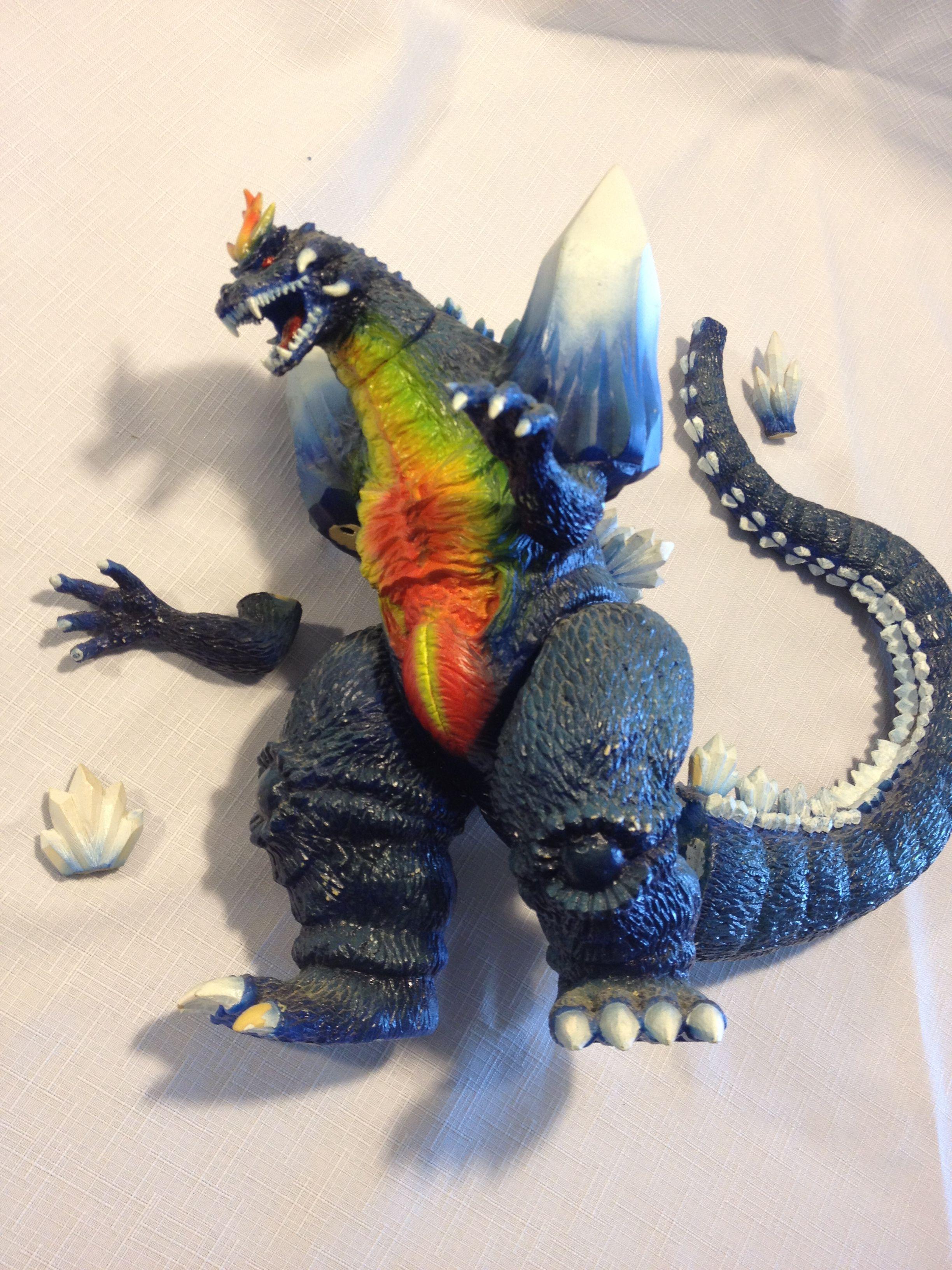 Resin Space Godzilla Rapiditas